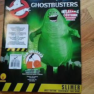 Slimer Kid's Halloween costume